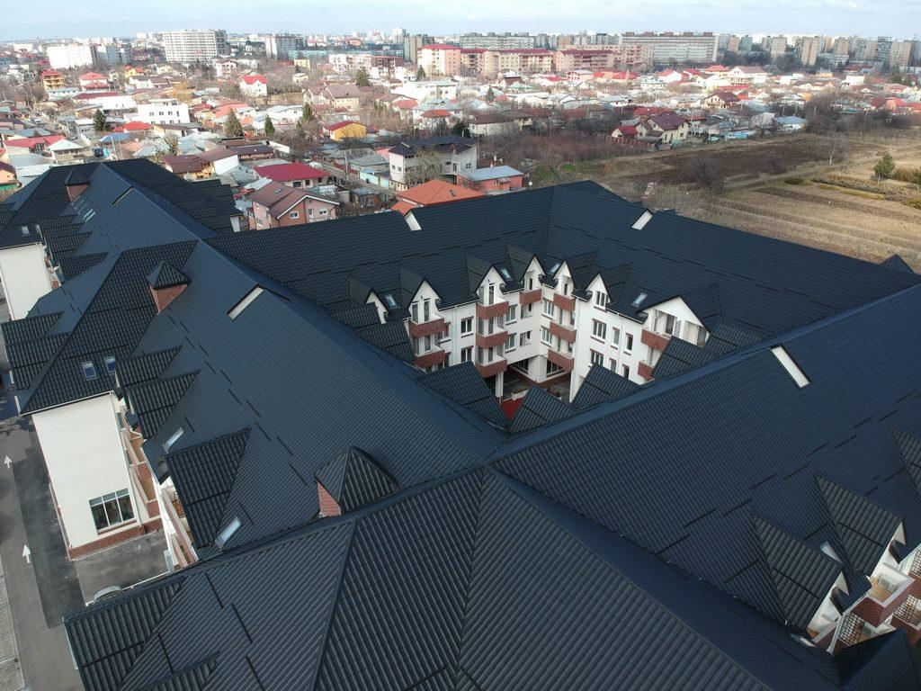 Nová rezidencia Bukurešť